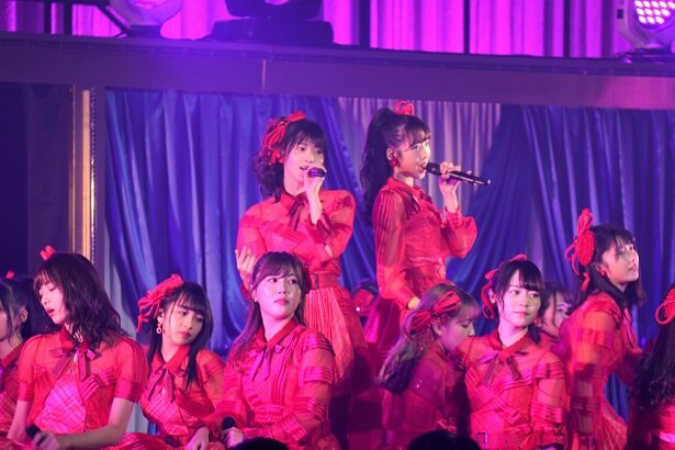 「AKB48 チームA単独コンサート~美しき者たち~」の様子(6)