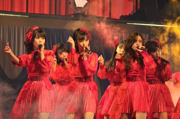 「AKB48 チームA単独コンサート~美しき者たち~」の様子(7)