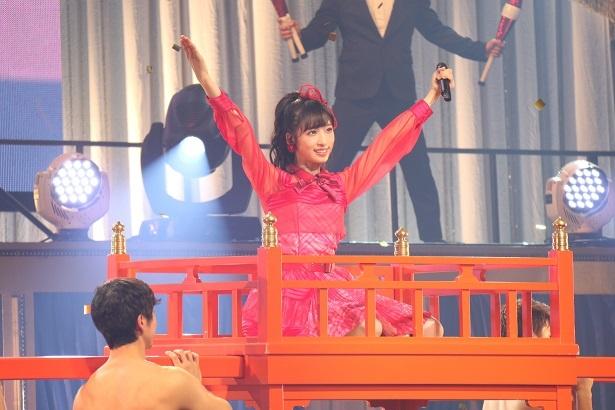 「AKB48 チームA単独コンサート~美しき者たち~」の様子(8)
