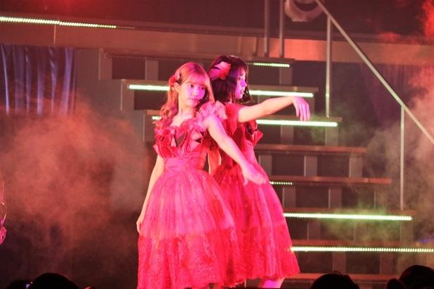 「AKB48 チームA単独コンサート~美しき者たち~」の様子(11)