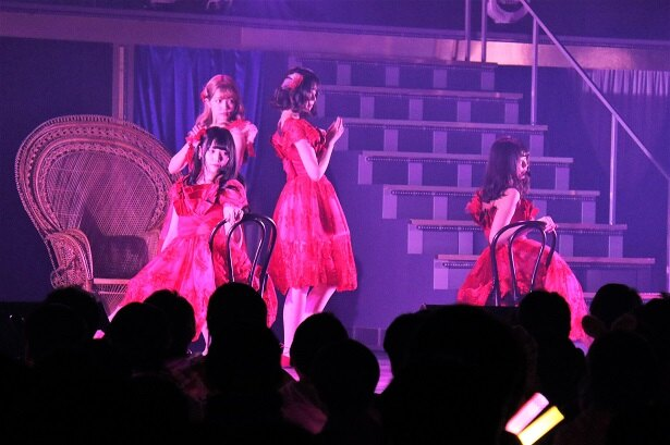 「AKB48 チームA単独コンサート~美しき者たち~」の様子(12)