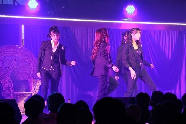 「AKB48 チームA単独コンサート~美しき者たち~」の様子(19)
