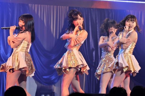 「AKB48 チームA単独コンサート~美しき者たち~」の様子(21)
