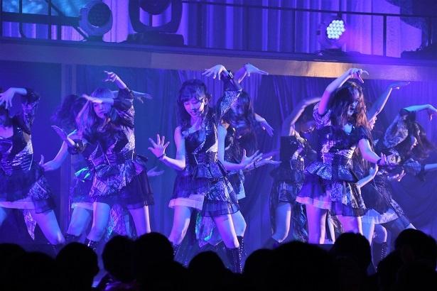 「AKB48 チームA単独コンサート~美しき者たち~」の様子(22)