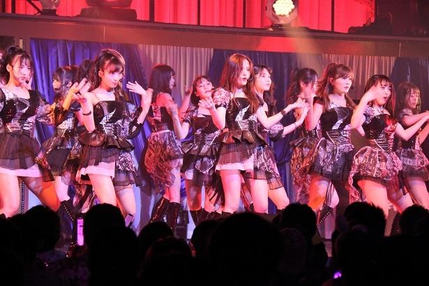 「AKB48 チームA単独コンサート~美しき者たち~」の様子(23)