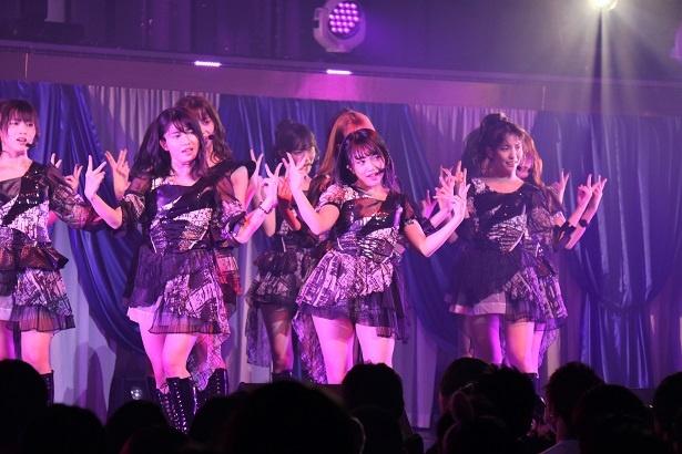 「AKB48 チームA単独コンサート~美しき者たち~」の様子(25)