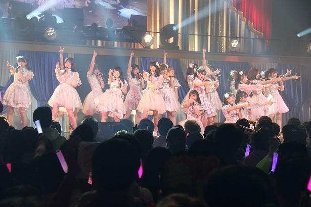 「AKB48 チームA単独コンサート~美しき者たち~」の様子(28)