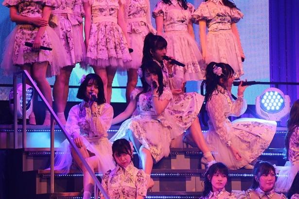 「AKB48 チームA単独コンサート~美しき者たち~」の様子(34)