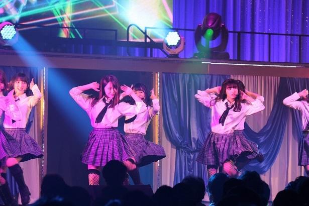 「AKB48 チームK単独コンサート~チームKのKってなんのK?~」の様子(1)