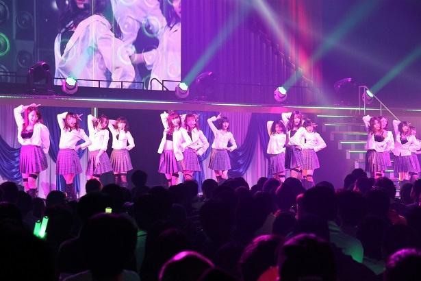 「AKB48 チームK単独コンサート~チームKのKってなんのK?~」の様子(6)