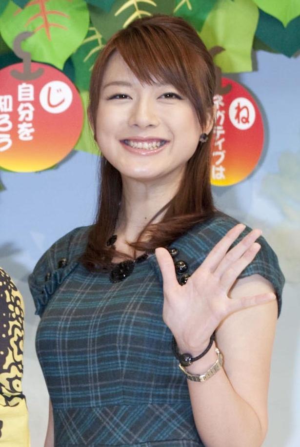 「二軒目どうする?」に出演した大島由香里アナ