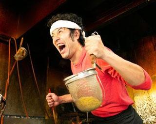 「アアアァァーイ!」日本最強の濃厚さ!?元祖アクションラーメン店「大岩亭」に行ってきた