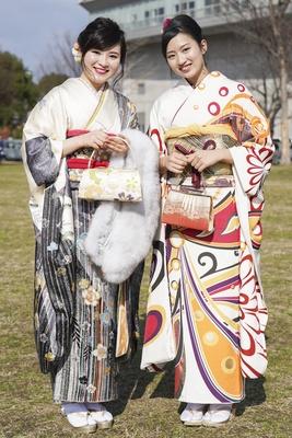北九州市の成人式で見つけた振袖美人 ネネさん ことねさん