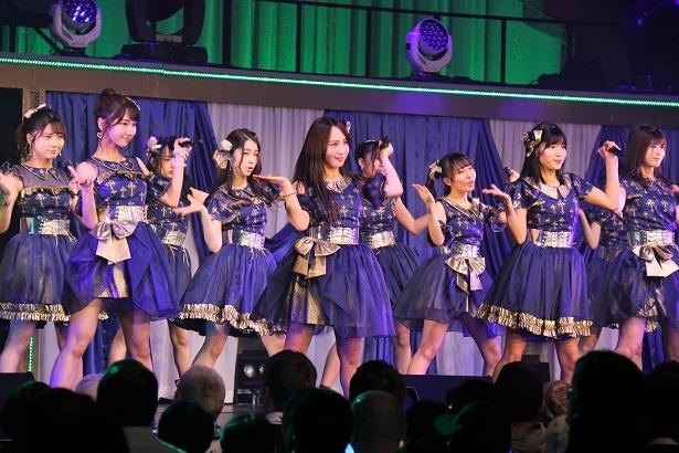 「AKB48 チームB単独コンサート~女神は可愛いだけじゃない~」の様子(3)