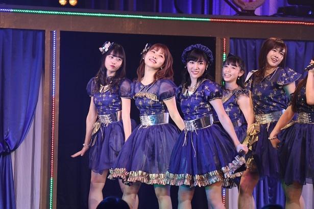 「AKB48 チームB単独コンサート~女神は可愛いだけじゃない~」の様子(4)