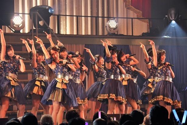 「AKB48 チームB単独コンサート~女神は可愛いだけじゃない~」の様子(5)
