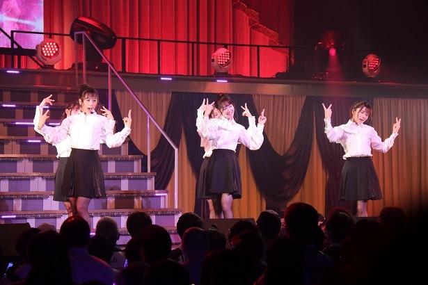 「AKB48 チームB単独コンサート~女神は可愛いだけじゃない~」の様子(7)