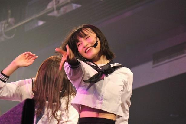 「AKB48 チームB単独コンサート~女神は可愛いだけじゃない~」の様子(11)