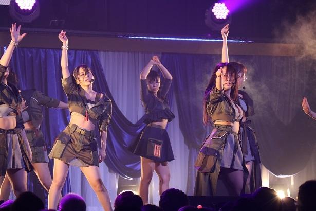 「AKB48 チームB単独コンサート~女神は可愛いだけじゃない~」の様子(12)