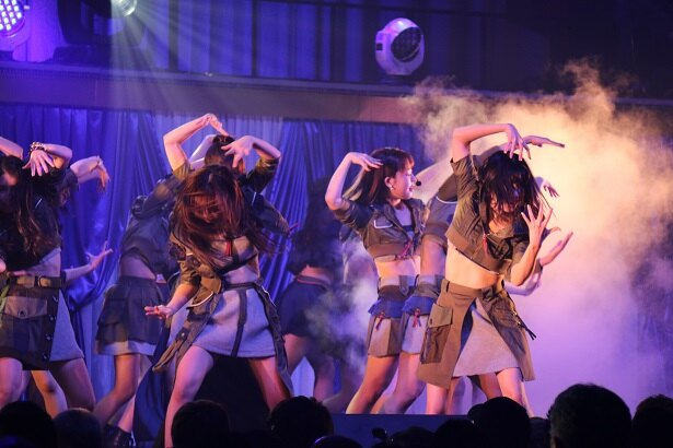 「AKB48 チームB単独コンサート~女神は可愛いだけじゃない~」の様子(14)