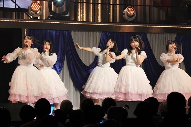 「AKB48 チームB単独コンサート~女神は可愛いだけじゃない~」の様子(20)