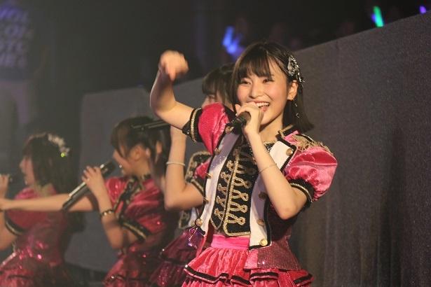 「AKB48 チームB単独コンサート~女神は可愛いだけじゃない~」の様子(23)