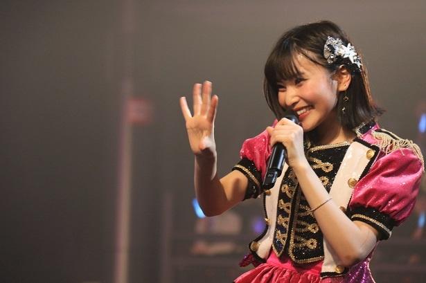 「AKB48 チームB単独コンサート~女神は可愛いだけじゃない~」の様子(24)