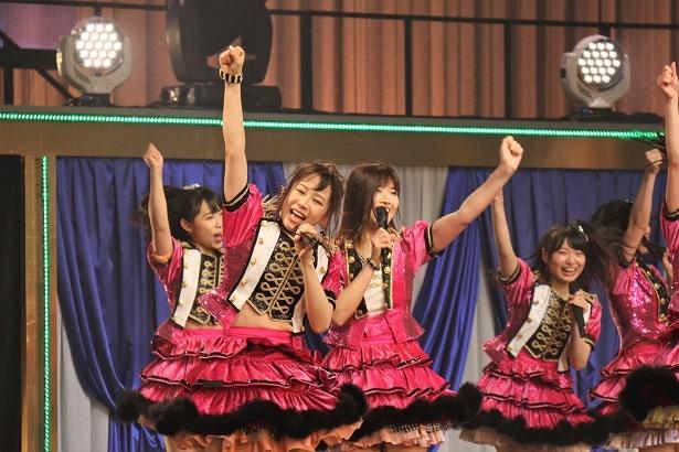 「AKB48 チームB単独コンサート~女神は可愛いだけじゃない~」の様子(25)