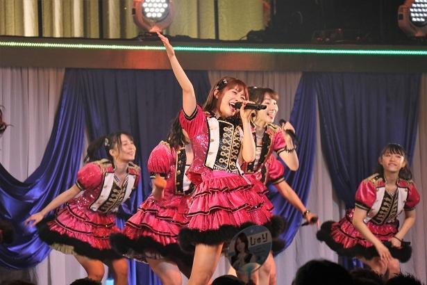 「AKB48 チームB単独コンサート~女神は可愛いだけじゃない~」の様子(26)