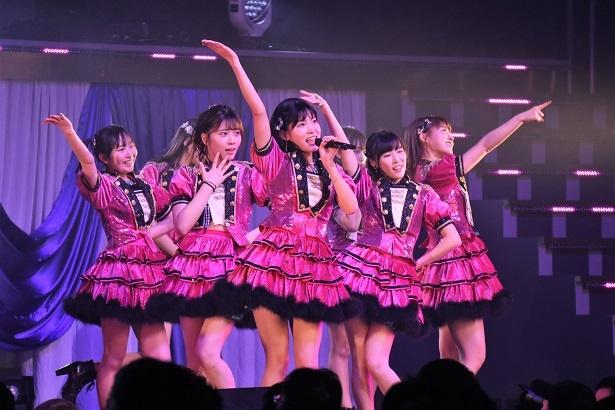 「AKB48 チームB単独コンサート~女神は可愛いだけじゃない~」の様子(28)