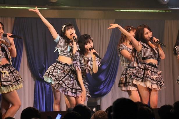 「AKB48 チームB単独コンサート~女神は可愛いだけじゃない~」の様子(29)