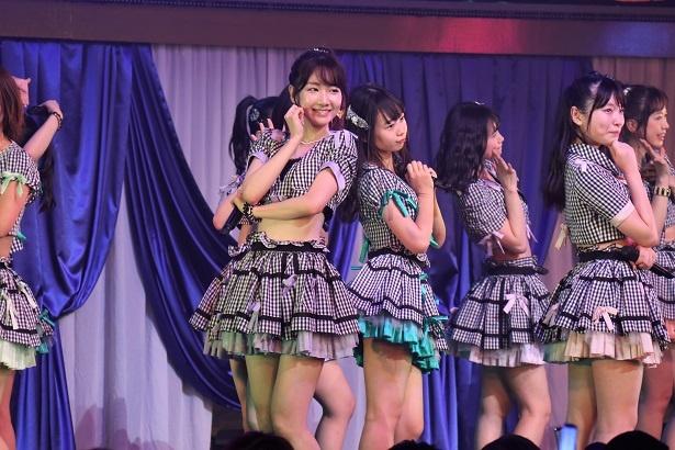 「AKB48 チームB単独コンサート~女神は可愛いだけじゃない~」の様子(30)