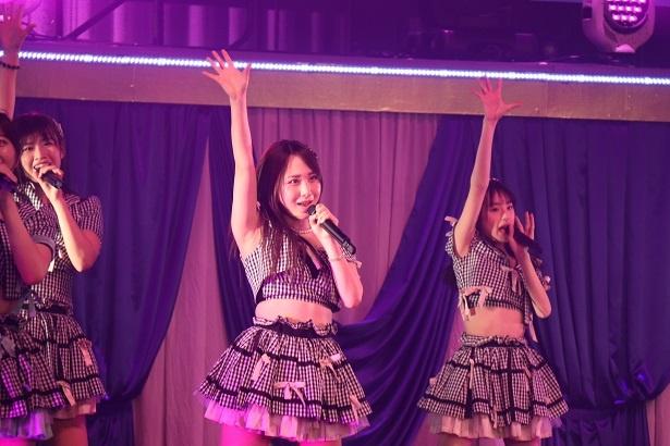「AKB48 チームB単独コンサート~女神は可愛いだけじゃない~」の様子(31)