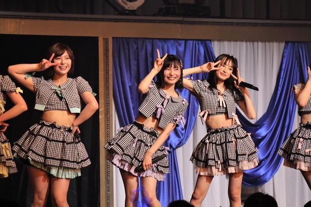 「AKB48 チームB単独コンサート~女神は可愛いだけじゃない~」の様子(32)