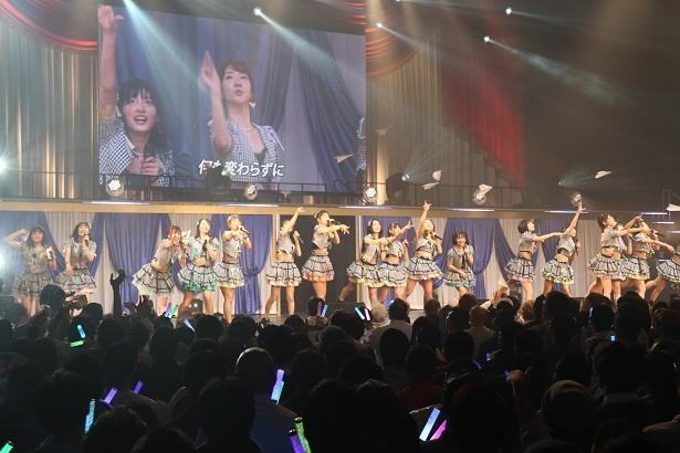 「AKB48 チームB単独コンサート~女神は可愛いだけじゃない~」の様子(33)