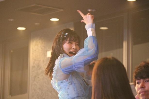 「AKB48 チームB単独コンサート~女神は可愛いだけじゃない~」の様子(35)