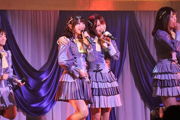 「AKB48 チーム4単独コンサート~友達ができた~」の様子(2)