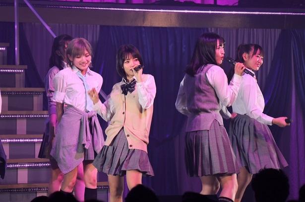 「AKB48 チーム4単独コンサート~友達ができた~」の様子(10)