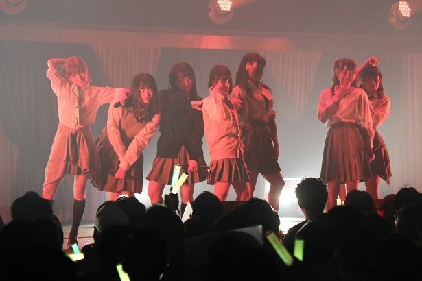 「AKB48 チーム4単独コンサート~友達ができた~」の様子(11)