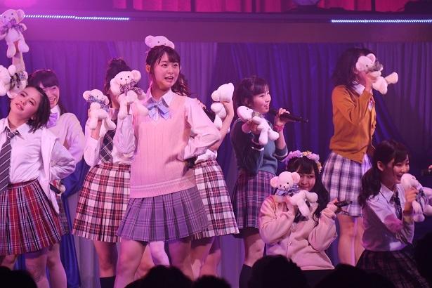 「AKB48 チーム4単独コンサート~友達ができた~」の様子(12)
