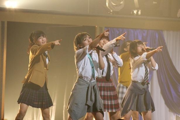 「AKB48 チーム4単独コンサート~友達ができた~」の様子(14)