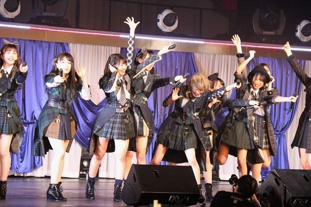 「AKB48 チーム4単独コンサート~友達ができた~」の様子(32)