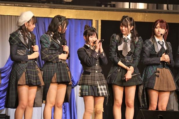 「AKB48 チーム4単独コンサート~友達ができた~」の様子(33)