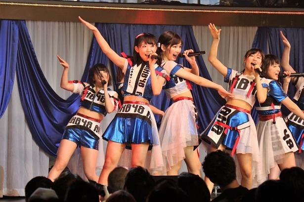 「AKB48 チーム4単独コンサート~友達ができた~」の様子(36)