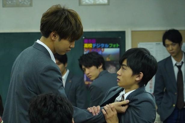 「3年A組―今から皆さんは、人質です―」第2話より(C)NTV