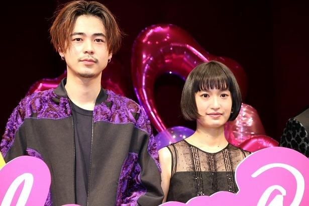 『チワワちゃん』で共演した門脇麦と成田凌