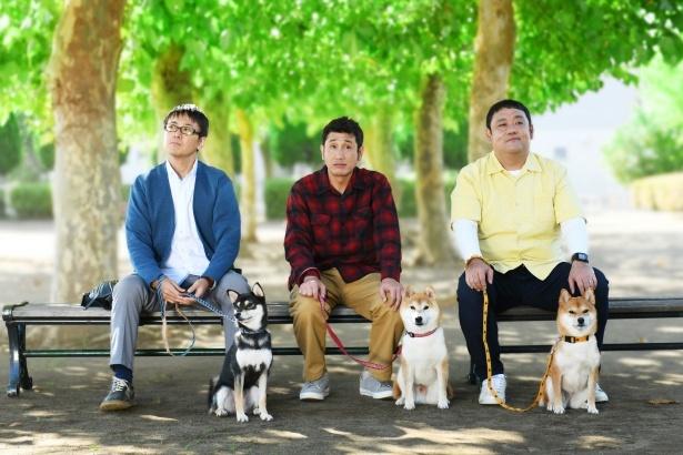 映画『柴公園』は6月14日(金)より公開される