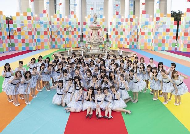 NMB48の20thシングルは2月20日(水)発売 ©NMB48