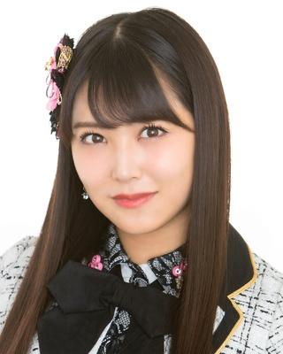 【写真を見る】センターを務める白間美瑠さん ©NMB48