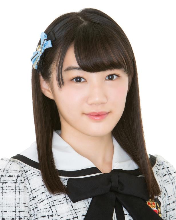 初選抜の南羽諒さん ©NMB48